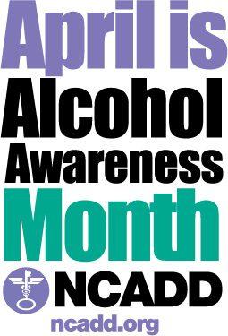 April is Alchohol Awareness Month